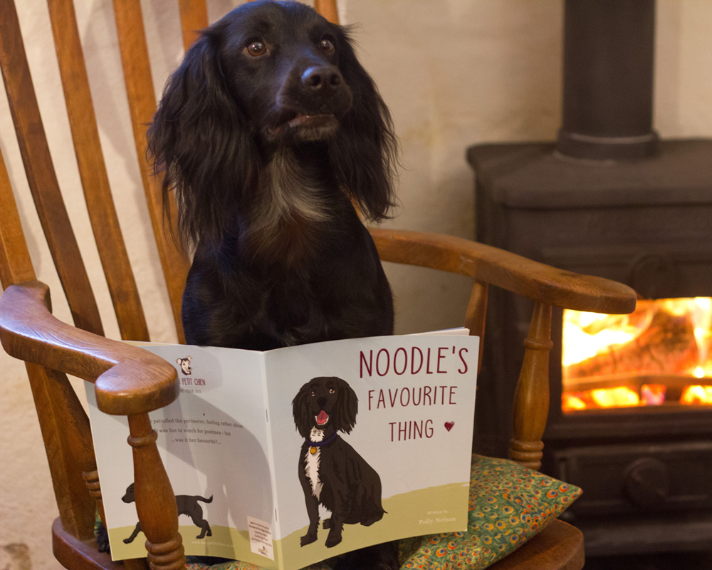 Personalised book: your dog's favourite thing