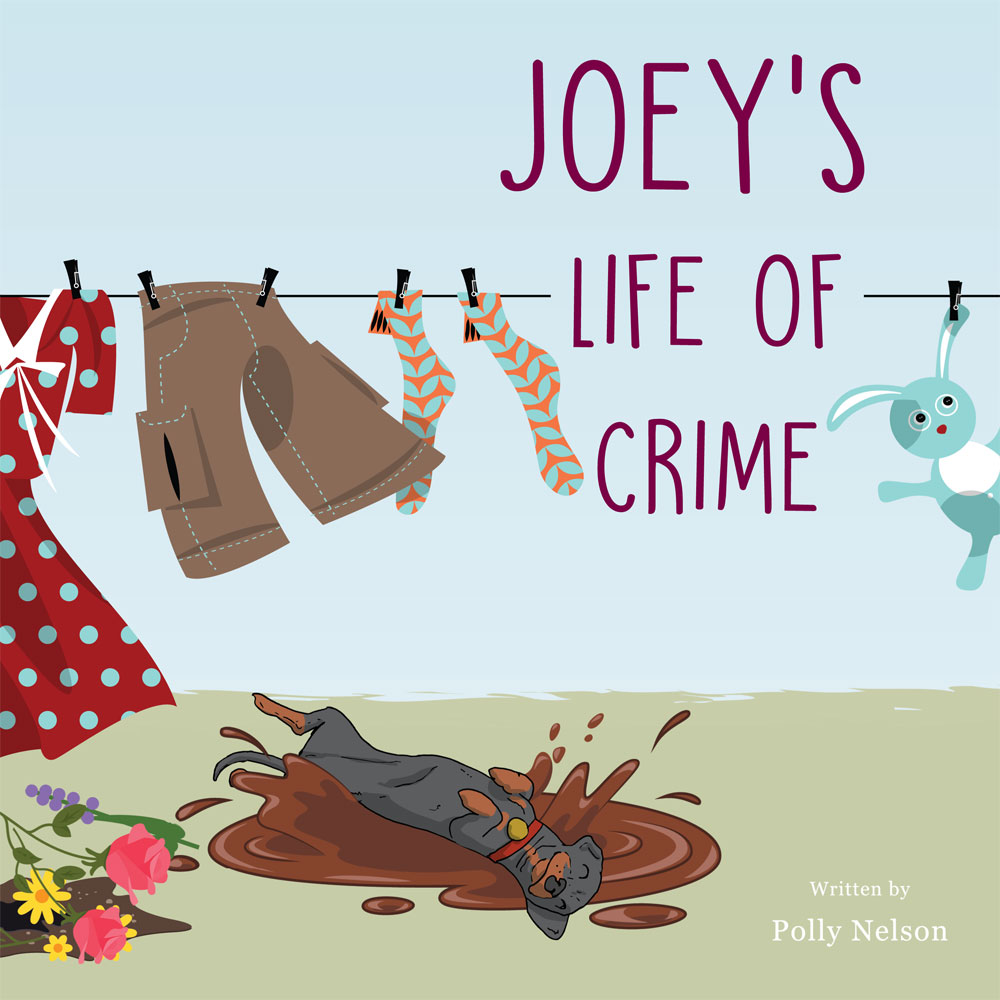 Dachshund Personalised book: your dog's life of crime